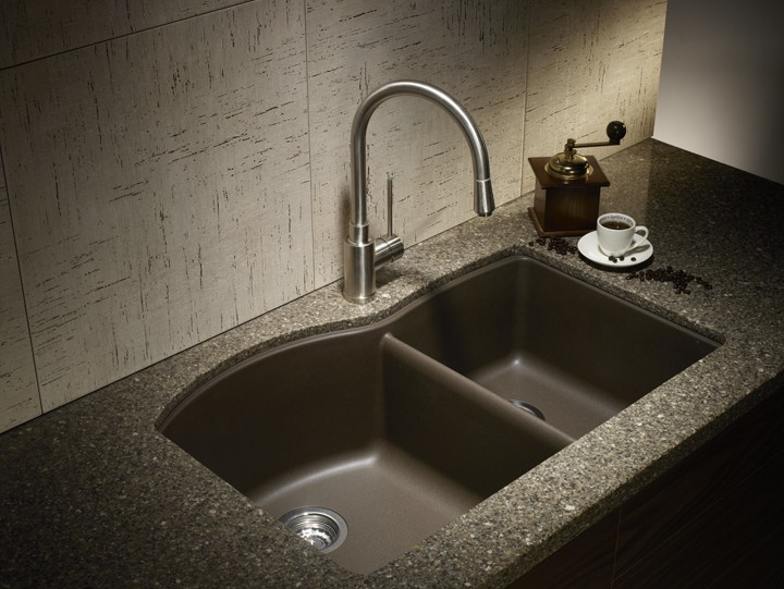 Kitchen Sinks Ottawa Choosing a kitchen sink canada plumbing workwithnaturefo