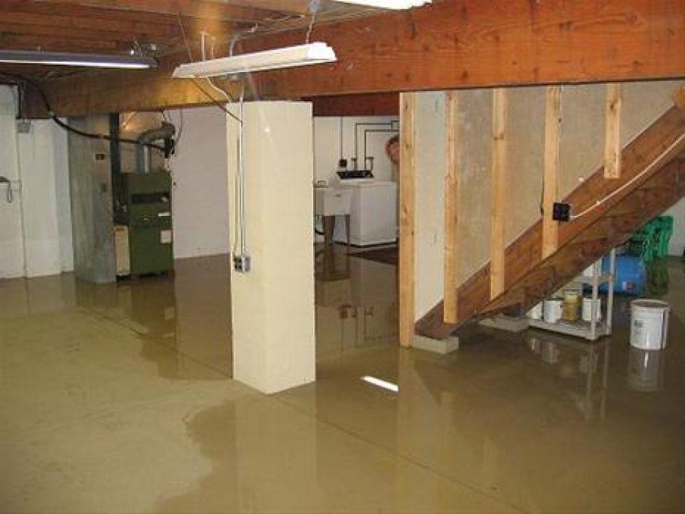 Do you need an Emergency Plumber if your Ottawa Basement Floods?